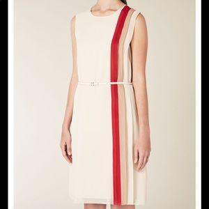 MaxMara - 100% Silk Dress - Size 12